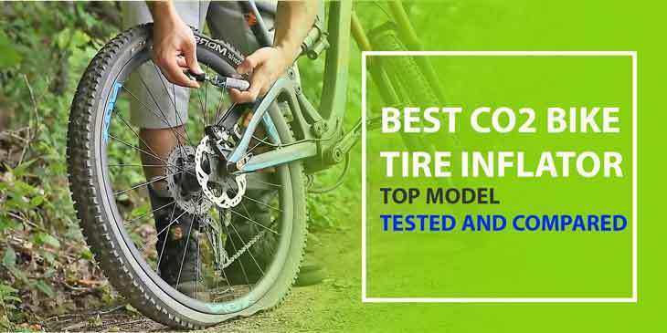 Best CO2 Bike Tire Inflator