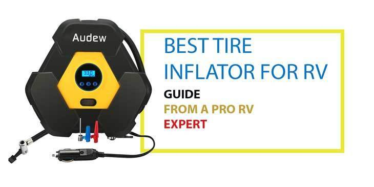 Best Tire Inflator For RV