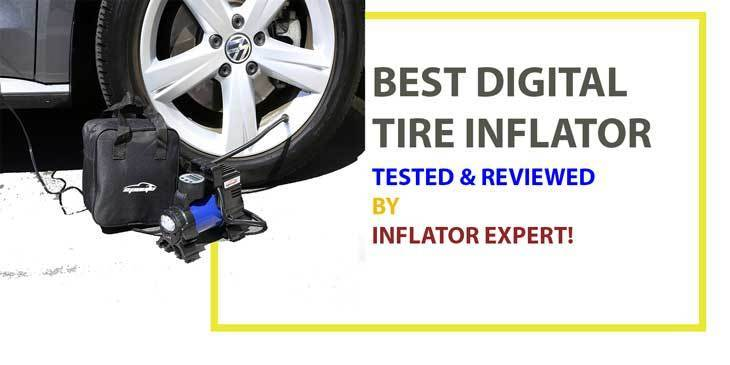 Best Digital Tire Inflator