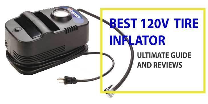 Best 120v Tire Inflator