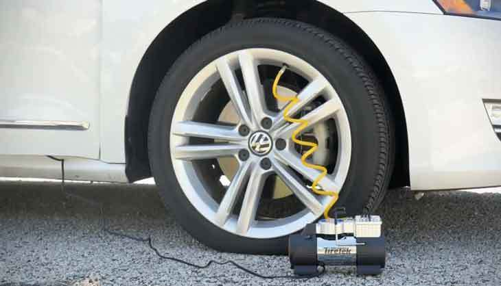 How To Use Tire Inflator