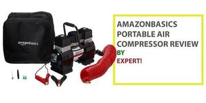 AmazonBasics Portable Air Compressor Review By Expert 4