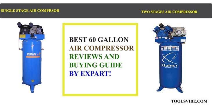 best 60 gallon air compressor review