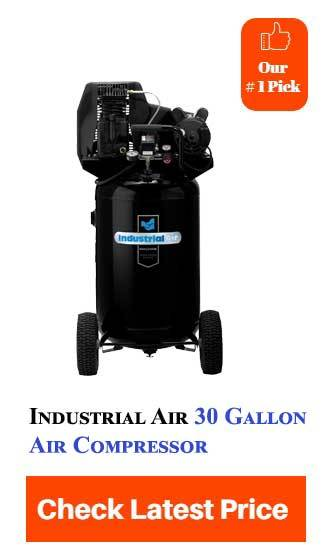 Best 30 Gallon Air Compressors