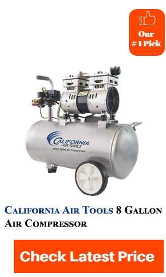 Recommended Best 8 Gallon Air Compressor