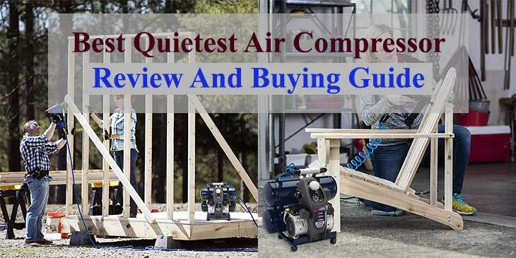 best quietest air compressor reviews