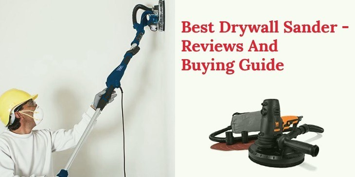Best Drywall Sander